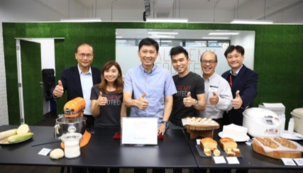 Alchemy FoodTech secures seven-digit investment first close in Pre-Series A financing