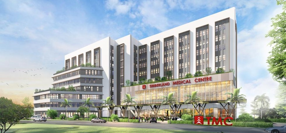 Timberland Medical Centre announced development of new hospital in Sarawak, Malaysia