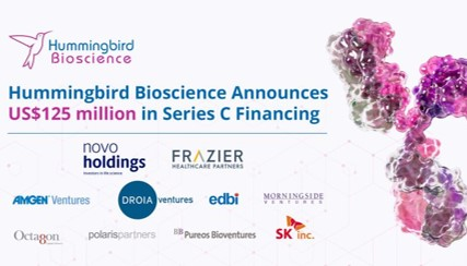 Heritas Capital continues backing Hummingbird Bioscience for its Series C round together with SEEDS Capital